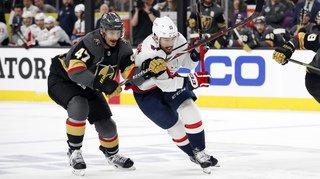 Hockey - NHL: battu en finale, Luca Sbisa, le Zougois de Las Vegas, sait qu'il est passé à côté d'une grosse occasion