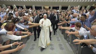 Visite du pape en Suisse: restrictions temporaires de l'espace aérien et soutien de l'armée