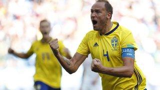 Coupe du monde 2018: la Suède s'impose face à la Corée du Sud pour le premier match du jour