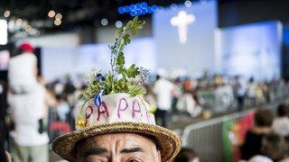 La visite du pape François en Suisse en images