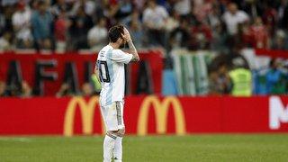 Coupe du monde 2018: la Croatie humilie l'Argentine 3-0, Ronaldo n'est plus le joueur le plus rapide de ce Mondial