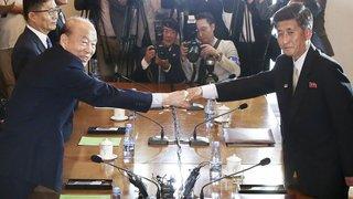 Péninsule coréenne: les réunions de familles séparées par la guerre sont rétablies