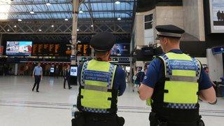 Londres: la gare de Charing Cross évacuée après une fausse alerte à la bombe