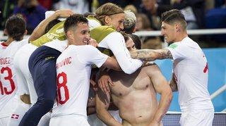 Coupe du monde 2018: la presse romande élogieuse envers la Suisse de Shaqiri