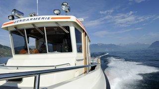 Lac Léman: un adolescent de 16 ans se noie au large de Clarens
