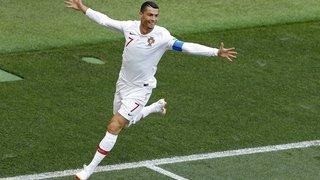 Coupe du monde: le Portugal gagne encore grâce à Cristiano Ronaldo