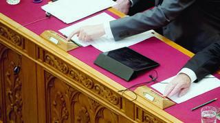 Loi pénalisant l'aide adoptée en Hongrie
