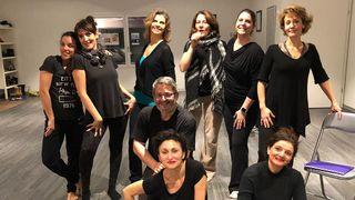 L'académie Café vivant fait son cabaret à Gland