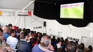 Mondial: même gratuite, toute diffusion des matches sur grand écran doit être annoncée… et payée