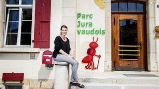 Une nouvelle directrice expérimentée pour le Parc Jura Vaudois