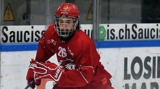 Hockey: Théo Rochette tiraillé entre la Suisse et le Canada
