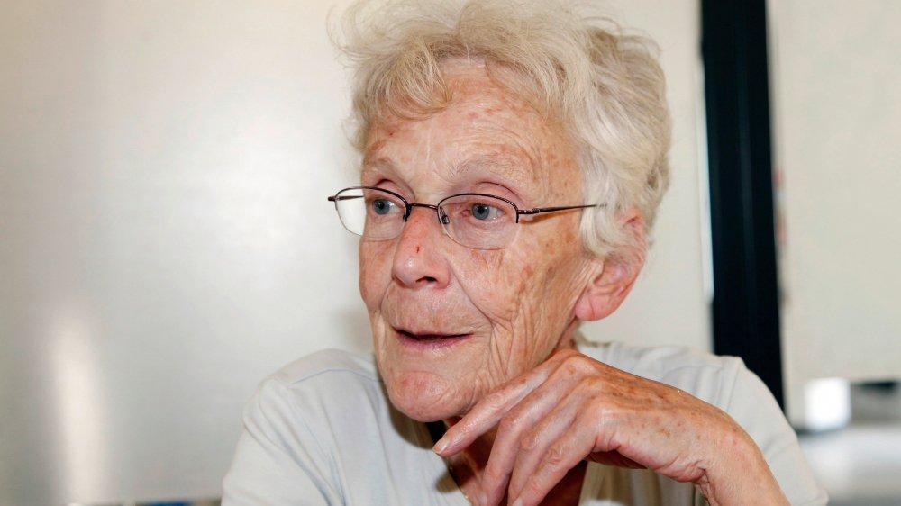 Anni Lanz, 72 ans, est très active dans «la lutte contre toute forme de discrimination».