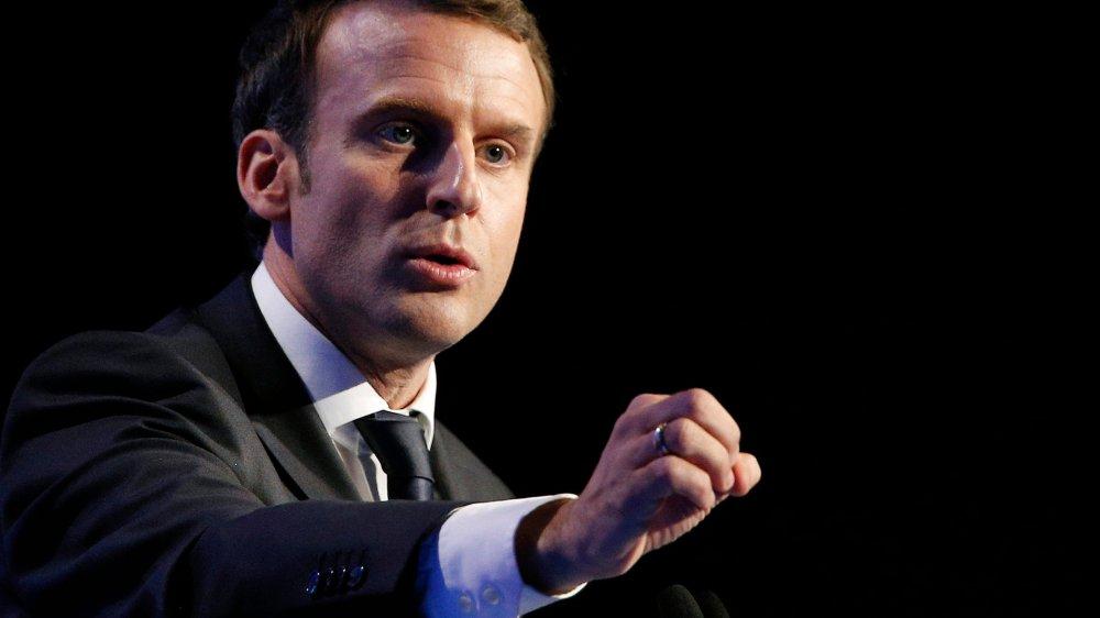 Emmanuel Macron a commenté, hier, l'Affaire Benalla.