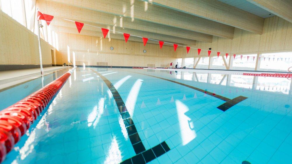 Pas de longueurs à la piscine du Cossy, à Nyon, avant le lundi 13 août.