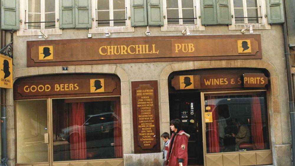 Si les murs pouvaient parler, ils en raconteraient des histoires sur Le Churchill!