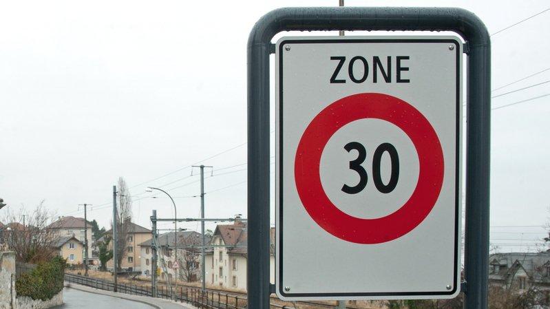 Renens: un nouveau conducteur flashé à 70 dans une zone 30