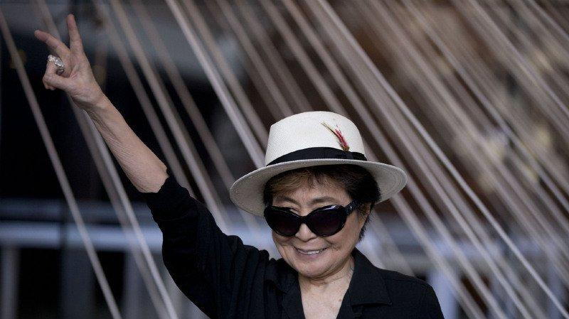 Yoko Ono était devenue une étoile montante de la musique avant-gardiste quand elle a rencontré John Lennon et est devenue sa seconde femme.