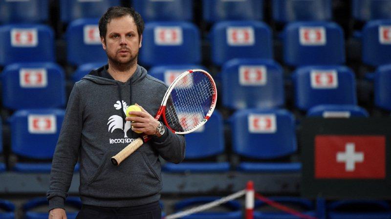 Tennis: insulté par le Valaisan Yann Marti à Gstaad, Severin Lüthi n'en rajoute pas