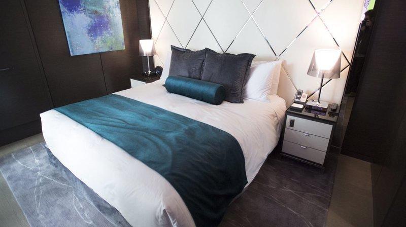 Tourisme: les nuitées hôtelières en hausse par rapport à l'année passée