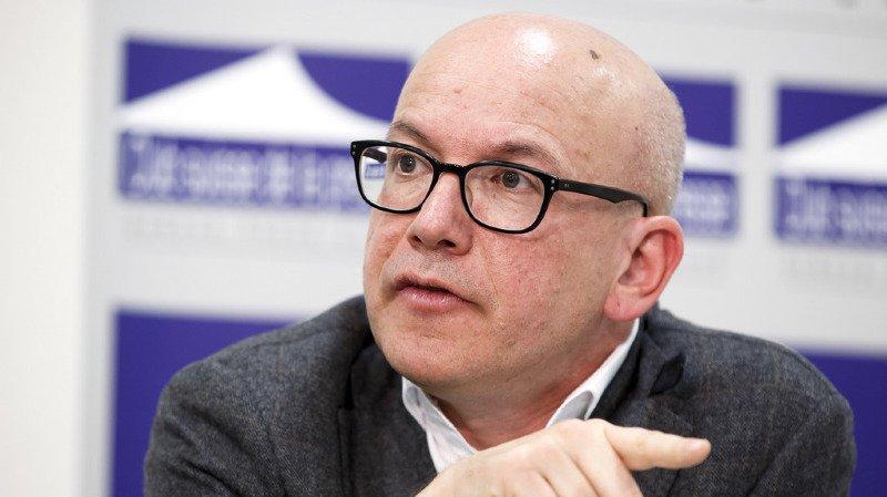 Yves Daccord estime que le CICR rapporte bien plus à la Suisse que ce qu'il ne lui coûte.