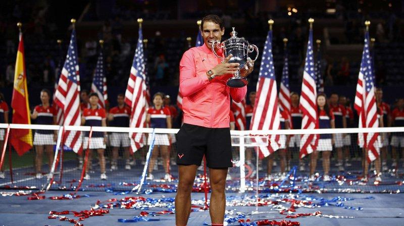 Les vainqueurs du simple dames et messieurs de l'US Open toucheront chacun 3,8 millions.