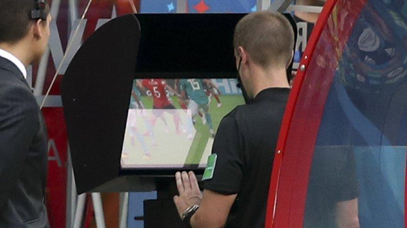 Coupe du monde 2018: 99,3% de décisions correctes grâce à l'arbitrage vidéo