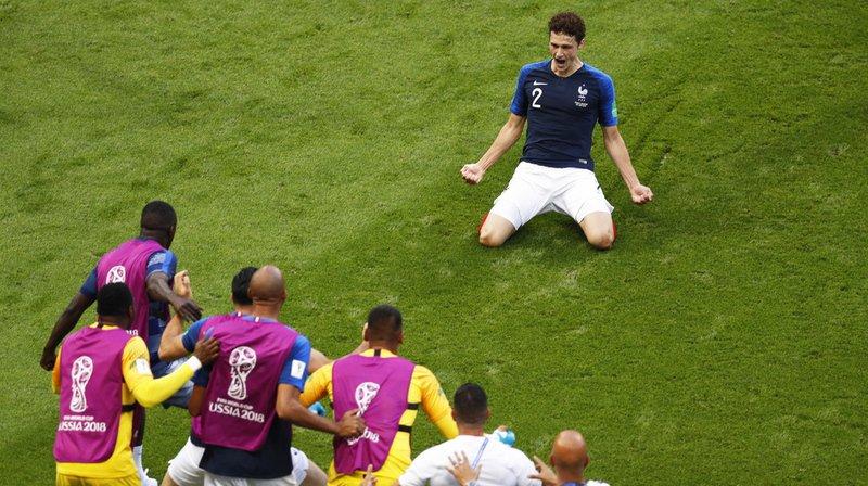 """Coupe du monde 2018: Pavard lauréat du """"plus beau but"""" de la compétition"""
