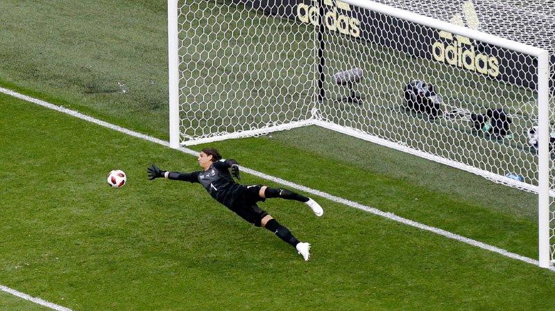Nommé meilleur gardien de la première phase du Mondial, Yann Sommer suscite l'intérêt des plus grands clubs européens.
