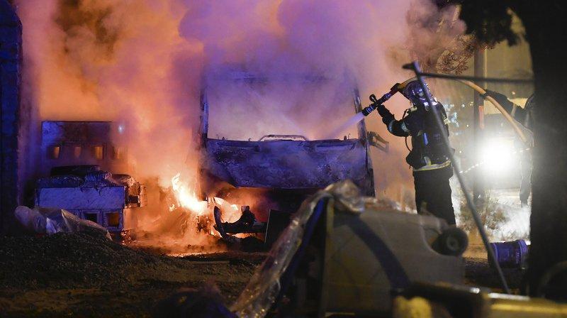 France: troisième nuit de violences à Nantes suite à la mort d'un jeune tué par la police