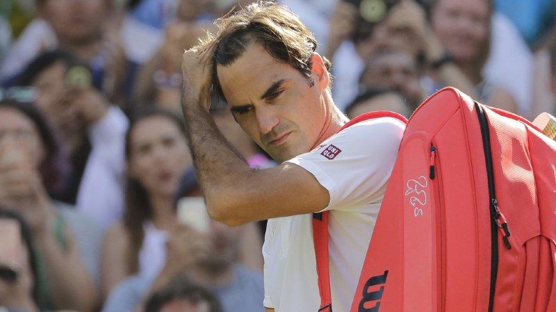 Tennis: Federer s'accorde un peu de repos supplémentaire en renonçant à Toronto