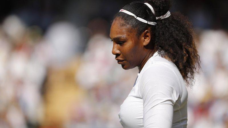 Serena Williams estime être contrôlée plus souvent que d'autres joueuses.
