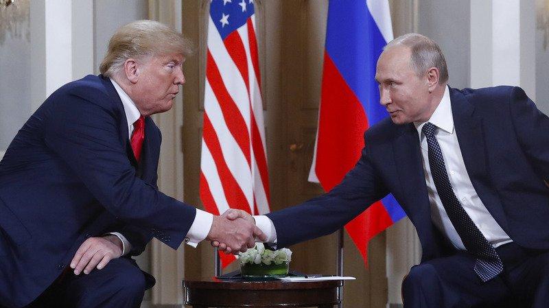 Sommet à Helsinki: Trump refuse d'affronter Poutine sur l'ingérence électorale