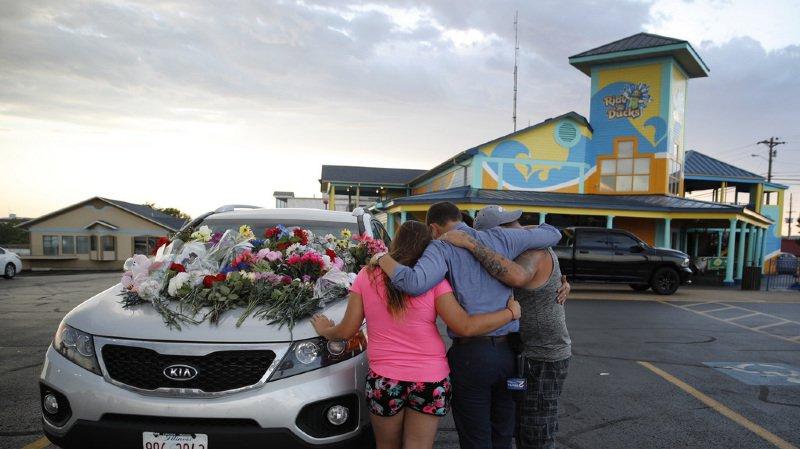 Une famille américaine a été décimée dans ce drame.