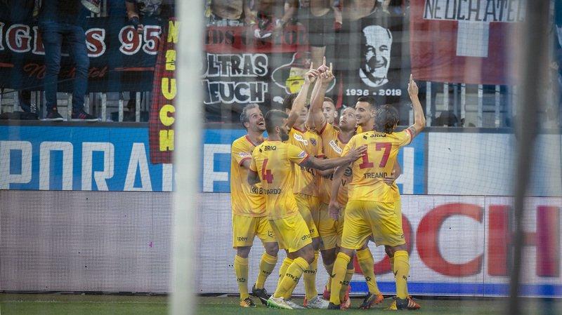 Football - Super League: entame parfaite pour Neuchâtel Xamax qui s'impose 2-0 à Lucerne