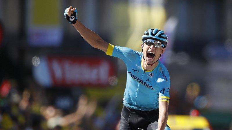 Magnus Cort Nielsen s'est offert sa première victoire sur le Tour de France. Le Danois s'est imposé à Carcassonne à l'issue de la 15e étape.