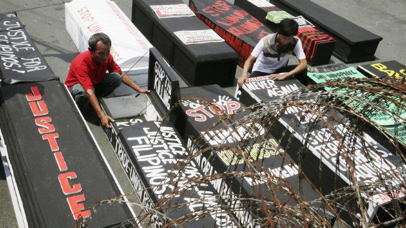 Mexique: les trafiquants de drogue exécutent 11'000 personnes en six mois