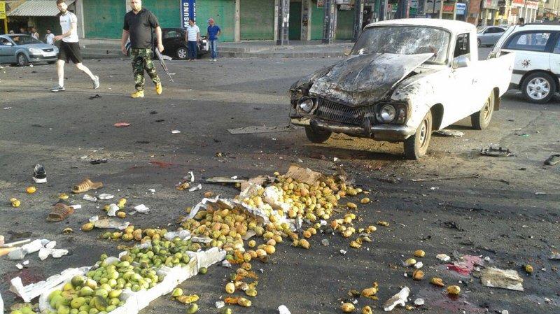 Ces attaques constituent l'un des bilans les plus lourds depuis le début de la guerre en 2011.