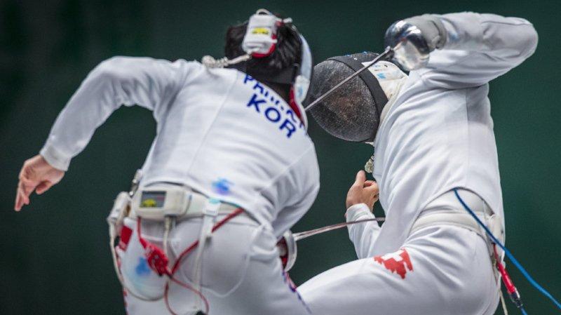 A Wuxi en Chine, les épéistes suisses ont écrit l'histoire du sport suisse et ont remporté pour la première fois le titre mondial par équipes.