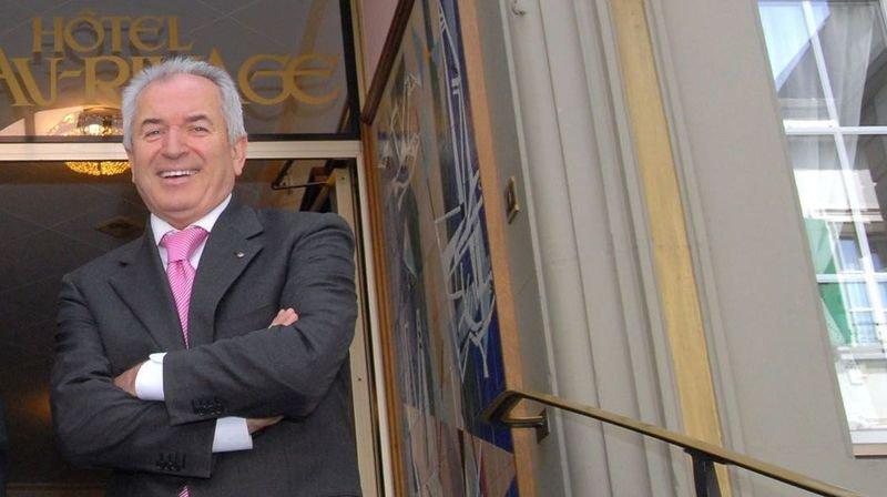 Hôtel Beau-Rivage: «J'ai reçu un coup de poing au ventre», lâche Nicola Tracchia