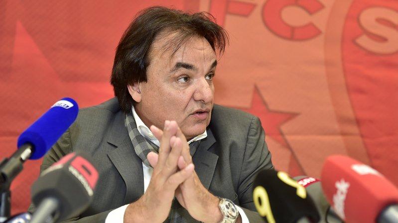 L'association qui regroupe les journalistes suisses enjoint Christian Constantin «à revenir à la raison» dans l'affaire qui l'oppose au «Nouvelliste».
