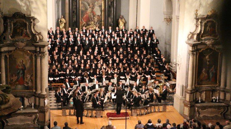 Paléo: 150 choristes chanteront sur la Grande Scène