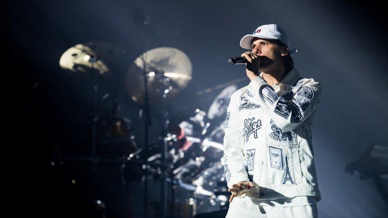 Paléo: le rap triomphal d'Orelsan