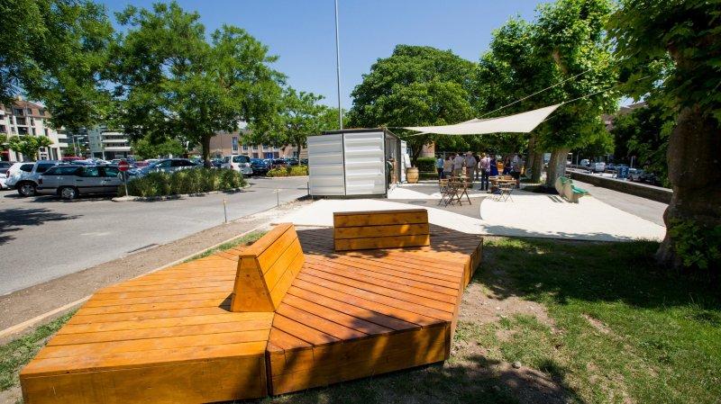Nyon: une association coache les citoyens dans le réaménagement de Perdtemps