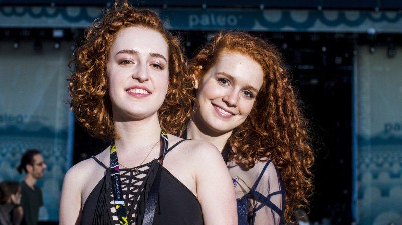 Avant de jouer, Camille et Julie Berthollet vivent le Paléo en festivalières