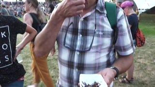 Paléo pionnier en matière d'insectes comestibles