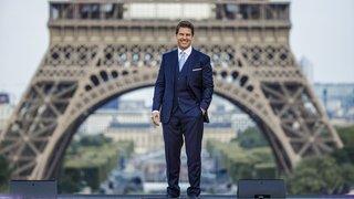 Cinéma: Tom Cruise revient à Paris pour Mission impossible 6