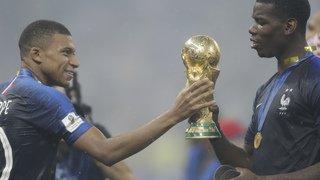 La finale de la coupe du monde 2018 en images