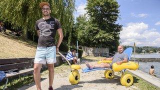 Gland: pas de concours de paddle à la Falaise le 26juillet