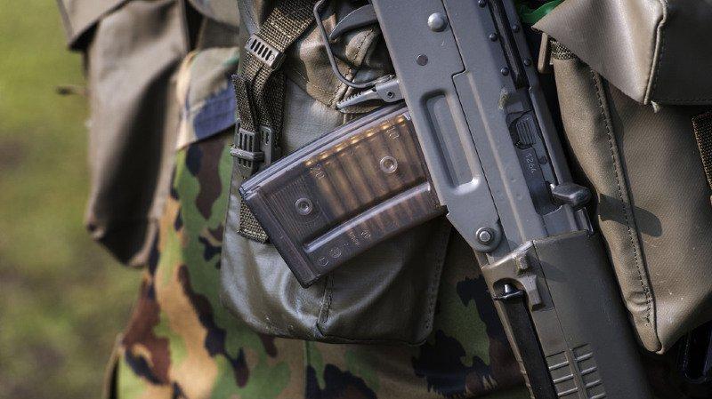 Armée: pas de rente pour un soldat blessé par balle pendant le service