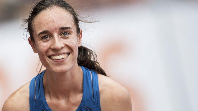 La Valaisanne Lore Hoffmann fait elle partie du relais 4 x 400 m.